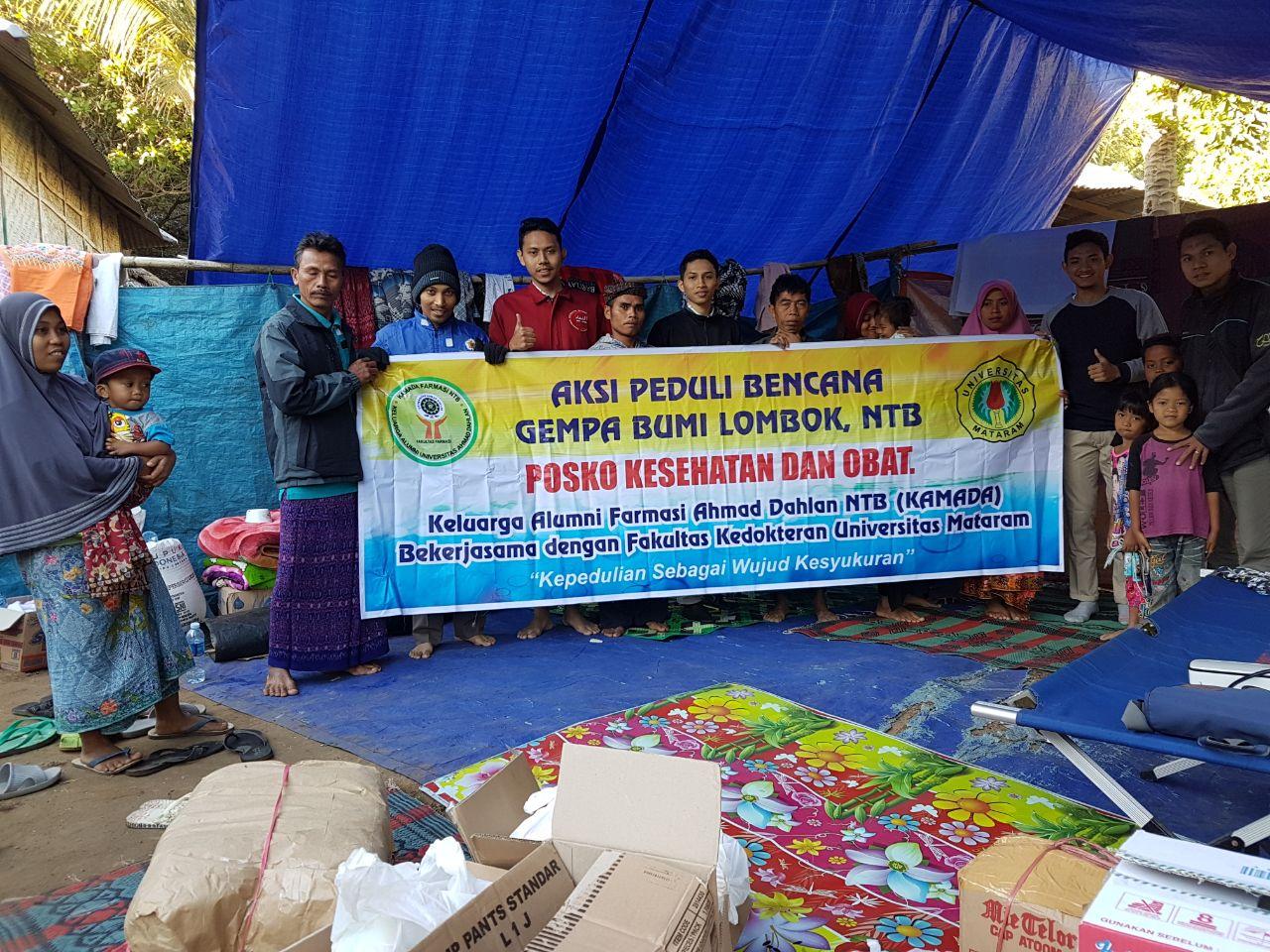 Aksi-Relawan-Alumni-UAD-di-Lombok