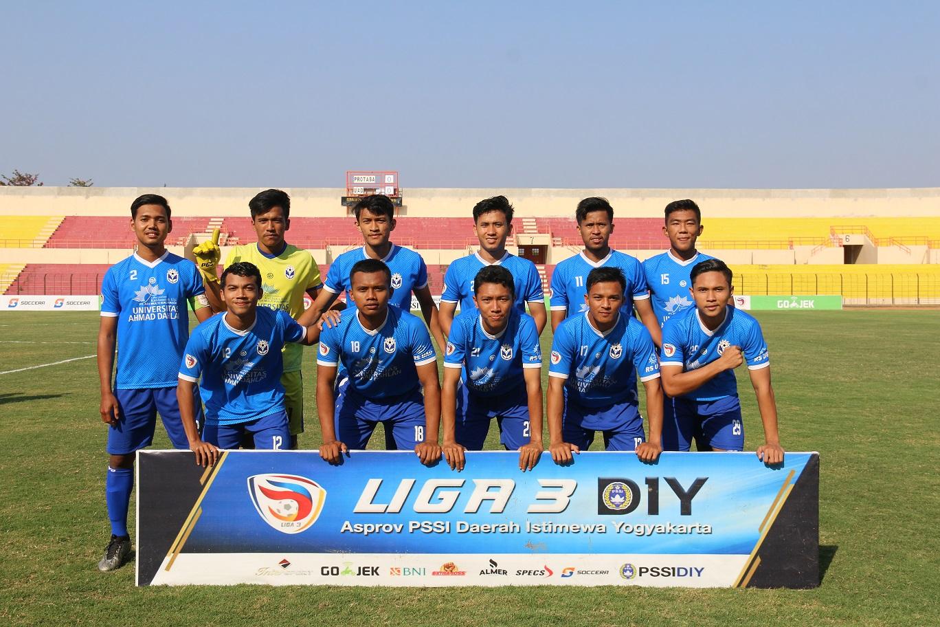 Keberuntungan-Belum-Naungi-UAD-FC