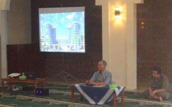 70 Santri Hafiz Pondok Pesantren Al-Amin Madura ke UAD