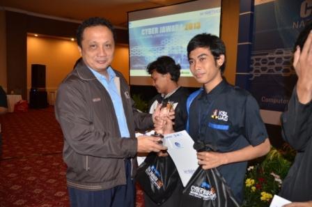 Team Kandang Galau UAD Raih Juara 2