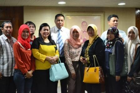 foto bersama pimpinan USANT dan UNC.jpg