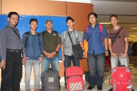 Mahasiswa UAD Ikuti KKN Kebangsaan