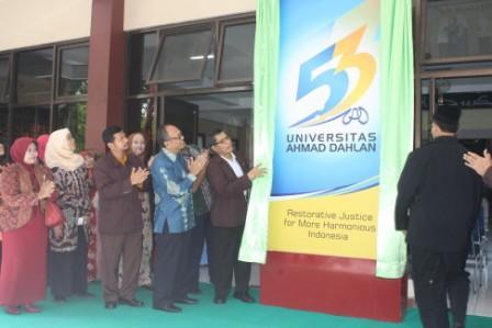 Milad UAD Ke-53 Angkat Tema Restorative Justice