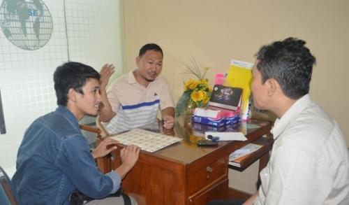 Magister Manajemen Pendidikan UAD Menerima Dua Mahasiswa Asing