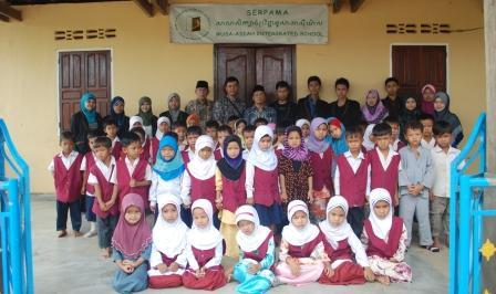 Mahasiswa UAD Berdakwah di Kamboja
