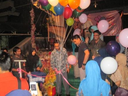 Opening Ceremony Gebyar FKIP 2014