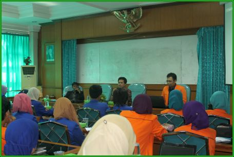 PBI FKIP UAD Mendapat Kunjungan dari Universitas Muhammadiyah Jember