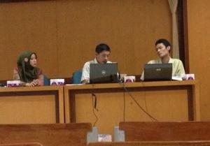 Fakultas Teknologi Industri Persiapkan Mahasiswa Menuju PKM