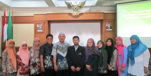 Sembilan Alumni UAD Mengajar di Thailand