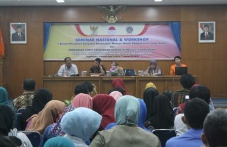 Seminar Nasional Sistem Peradilan Sengketa Kesehatan