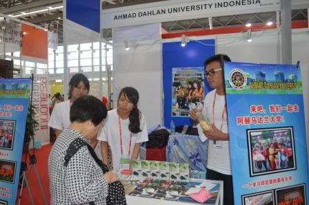Sukses UAD di Negeri Tirai Bambu