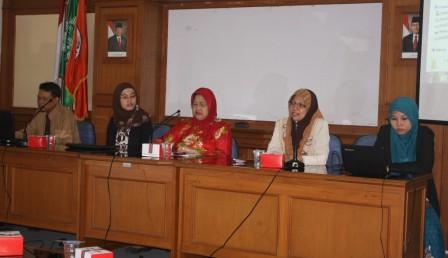 UAD Adakan Talkshow International Conference Bersama Enam Negara 2014