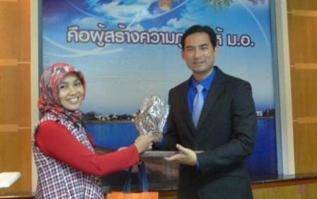 UAD dan 20 Universitas di Indonesia Promosikan pendidikan  di Songkhla, Thailand selatan